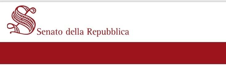 ⚠️ ATTENZIONE! ⚠️ DA SENATO DELLA REPUBBLICA