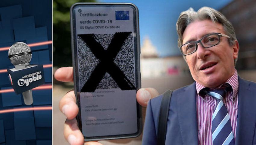 UNO SCIOPERO GENERALE CONTRO IL GREEN PASS – Nino Filippo Moriggia (ComiCost) - PeerTube.it